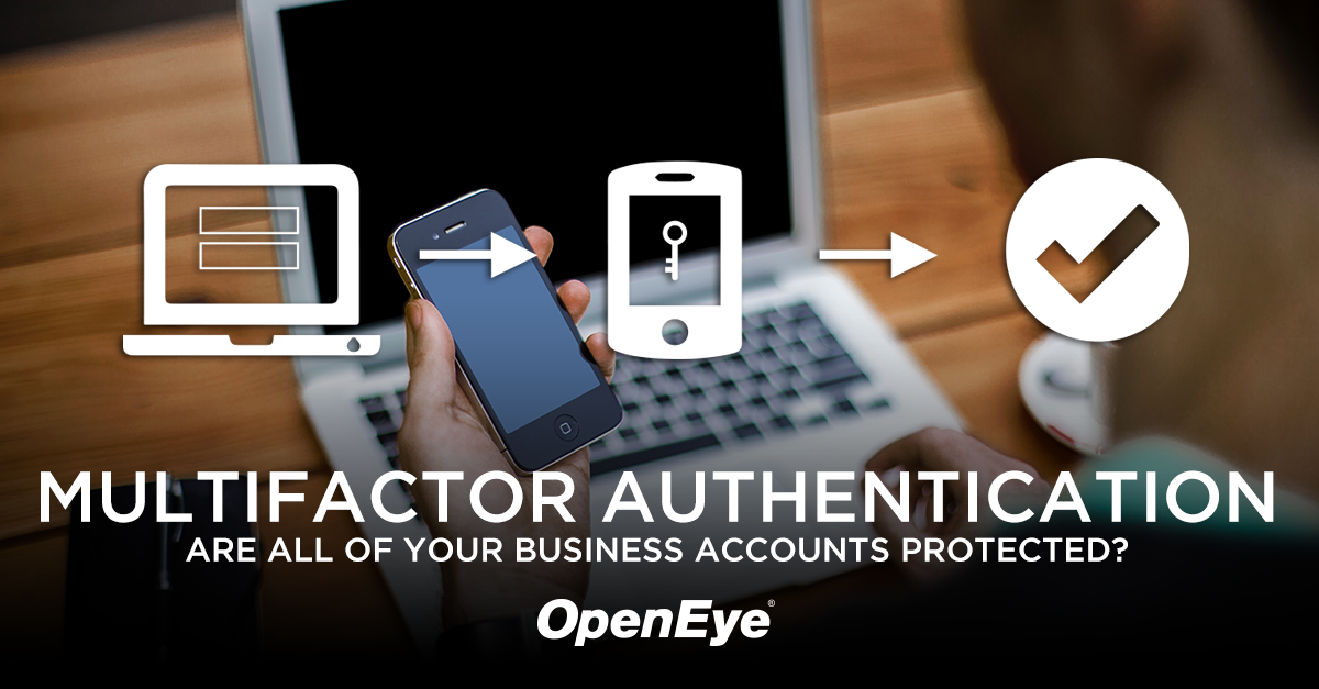 Every Business Needs Multifactor Authentication